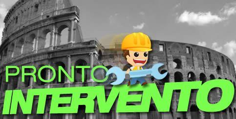 pronto a tutto tecnici disponibili 24 h su tutta Roma Centro